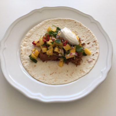 Vegme vegetarisk taco