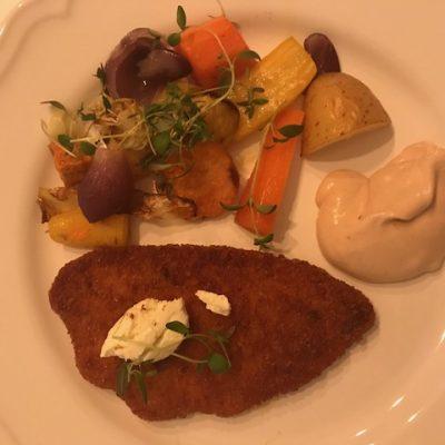vegetarisk schnitzel