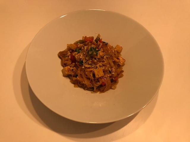 Tofu padthai