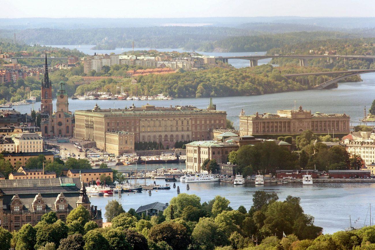 Vegetariska matkassar i Stockholm